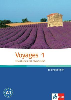Voyages - Französisch für Erwachsene: Bd.1 Lernvokabelheft zum Lehr- und Arbeitsbuch