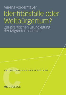 VS College: Identitätsfalle oder Weltbürgertum?, Verena Vordermayer