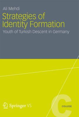 VS College: Strategies of Identity Formation, Ali Mehdi