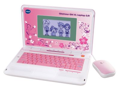 Vtech Glamour Girl XL Laptop E/R