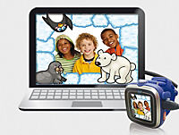 VTech Kidizoom Smart Watch blau - Produktdetailbild 5