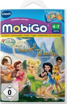 Vtech - MobiGo Tinkerbell - Das Tal der Feen, Lernspiel