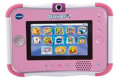 VTech Storio 3S pink