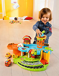"Vtech - Tut Tut Baby Flitzer ""Garage"" - Produktdetailbild 3"
