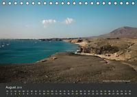 Vulkaninsel - Lanzarote (Tischkalender 2019 DIN A5 quer) - Produktdetailbild 8