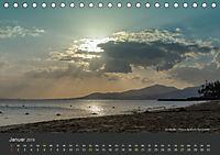 Vulkaninsel - Lanzarote (Tischkalender 2019 DIN A5 quer) - Produktdetailbild 1