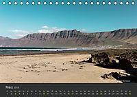 Vulkaninsel - Lanzarote (Tischkalender 2019 DIN A5 quer) - Produktdetailbild 3