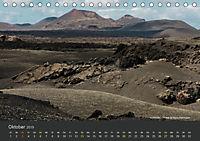 Vulkaninsel - Lanzarote (Tischkalender 2019 DIN A5 quer) - Produktdetailbild 10