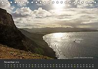 Vulkaninsel - Lanzarote (Tischkalender 2019 DIN A5 quer) - Produktdetailbild 11
