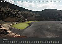 Vulkaninsel - Lanzarote (Tischkalender 2019 DIN A5 quer) - Produktdetailbild 7