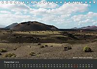 Vulkaninsel - Lanzarote (Tischkalender 2019 DIN A5 quer) - Produktdetailbild 12