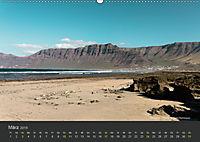 Vulkaninsel - Lanzarote (Wandkalender 2019 DIN A2 quer) - Produktdetailbild 3