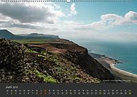 Vulkaninsel - Lanzarote (Wandkalender 2019 DIN A2 quer) - Produktdetailbild 6