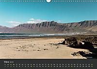Vulkaninsel - Lanzarote (Wandkalender 2019 DIN A3 quer) - Produktdetailbild 3