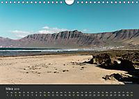 Vulkaninsel - Lanzarote (Wandkalender 2019 DIN A4 quer) - Produktdetailbild 3