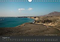 Vulkaninsel - Lanzarote (Wandkalender 2019 DIN A4 quer) - Produktdetailbild 8