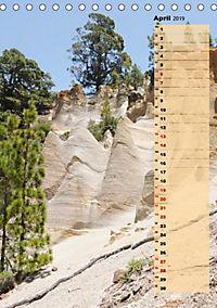 Vulkaninsel Teneriffa (Tischkalender 2019 DIN A5 hoch) - Produktdetailbild 1