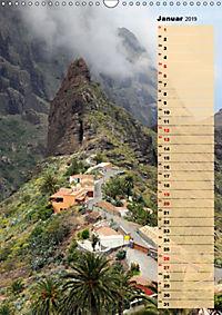 Vulkaninsel Teneriffa (Wandkalender 2019 DIN A3 hoch) - Produktdetailbild 1
