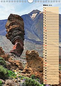 Vulkaninsel Teneriffa (Wandkalender 2019 DIN A4 hoch) - Produktdetailbild 3