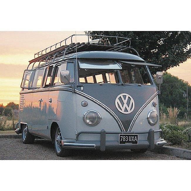 VW Bulli 2019 - Kalender jetzt günstig bei Weltbild.de ...