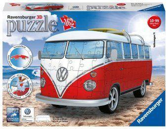 VW Bus T1 3D (Puzzle)