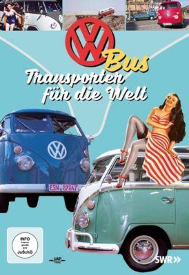 VW Bus - Transporter für die Welt, DVD