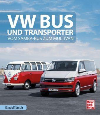 VW Bus und Transporter, Randolf Unruh