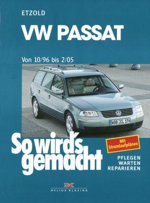 VW Passat 10/96 bis 2/05, Rüdiger Etzold