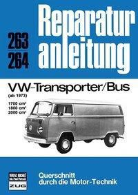 VW Transporter/Bus ab 1973 -  pdf epub