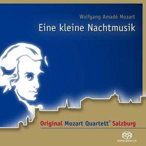 W.A.Mozart-Eine Kleine Nachtmusik, Radovan Vlatkovic, Mozart Quartett Salzburg