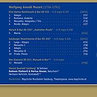 W.A.Mozart-Eine Kleine Nachtmusik - Produktdetailbild 1