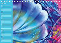 Wachsmaltechnik- Fantasien (Tischkalender 2019 DIN A5 quer) - Produktdetailbild 7