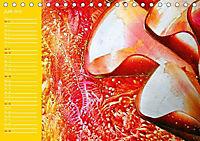 Wachsmaltechnik- Fantasien (Tischkalender 2019 DIN A5 quer) - Produktdetailbild 6