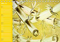 Wachsmaltechnik- Fantasien (Tischkalender 2019 DIN A5 quer) - Produktdetailbild 3