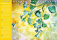 Wachsmaltechnik- Fantasien (Tischkalender 2019 DIN A5 quer) - Produktdetailbild 9