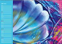 Wachsmaltechnik- Fantasien (Wandkalender 2019 DIN A2 quer) - Produktdetailbild 7