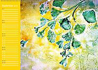 Wachsmaltechnik- Fantasien (Wandkalender 2019 DIN A2 quer) - Produktdetailbild 9