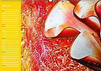 Wachsmaltechnik- Fantasien (Wandkalender 2019 DIN A2 quer) - Produktdetailbild 6