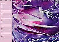 Wachsmaltechnik- Fantasien (Wandkalender 2019 DIN A3 quer) - Produktdetailbild 4