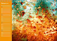 Wachsmaltechnik- Fantasien (Wandkalender 2019 DIN A4 quer) - Produktdetailbild 2
