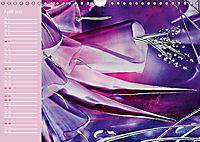 Wachsmaltechnik- Fantasien (Wandkalender 2019 DIN A4 quer) - Produktdetailbild 4