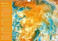 Wachsmaltechnik- Fantasien (Wandkalender 2019 DIN A4 quer) - Produktdetailbild 10