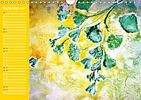 Wachsmaltechnik- Fantasien (Wandkalender 2019 DIN A4 quer) - Produktdetailbild 9
