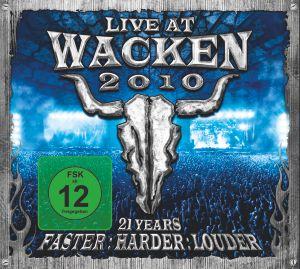 Wacken 2010-Live At Wacken Open Air Incl.Bluray, Diverse Interpreten
