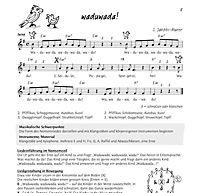 Waduwada 36 pfiffige Lieder in Mundart und Hochdeutsch - Produktdetailbild 1