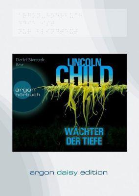 Wächter der Tiefe, 1 MP3-CD, Lincoln Child