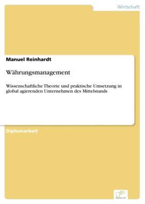Währungsmanagement, Manuel Reinhardt