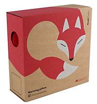 Wärmekissen, Der Fuchs Noah, Fellfarbe: Feuer / Mitternacht - Produktdetailbild 3