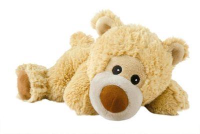 Wärmestofftier Warmies Liegender Bär