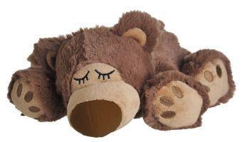 Wärmestofftier Warmies Sleepy Bear braun
